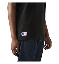 New Era MLB Camo Infill NY - T-shirt - uomo, Black/Yellow