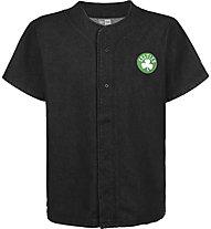 New Era NBA Boston Celtics - Kurzarmhemd - Herren, Black