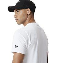 New Era NBA Photographic T Chicago Bulls - T-shirt - Herren, White/Black/Red