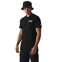New Era NE Outdoor Utility Graphic T - T-shirt - Herren, Black/White/Grey