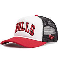 New Era Team Trucker Chicago Bulls - Schildmütze, Red/White