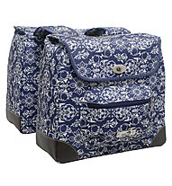 New Looxs Borsa portapacchi Alba Double, Dark Blue