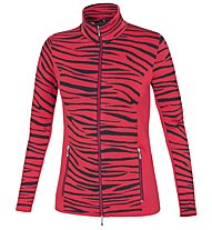 NDL Animal 2 Full Zip (2015), Red/Black