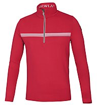 NDL Norvegia Pullover, Red/White