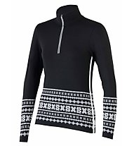 NDL Norvegia 13 240 Damen-Skipullover, Black