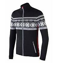 NDL Norvegia 2 400 Jacke im modischen Norweger-Stil, Black