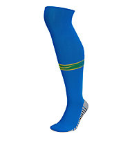 Nike 2018 Brasil CBF Stadium Home/Away OTC - Fußballsocken - Unisex, Blue