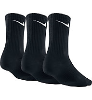 Nike 3PPK Lightweight Crew, Black