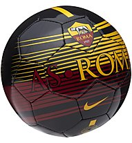 Nike A.S. Roma Skills - Mini-Fußball, Black/Red/Yellow