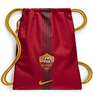 Nike A.S. Roma Stadium - Fußball-Trainingsbeutel, Red/Yellow