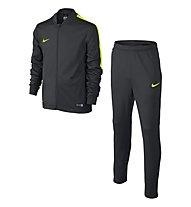 Nike Boys' Nike Football Tracksuit - tuta da calcio bambino, Anthracite