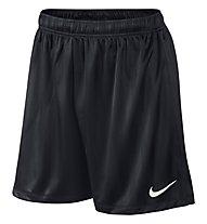 Nike Academy Jacquard - Fußballhose kurz, Black/White