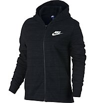 Nike Advance 15 - Kapuzenjacke - Damen, Black