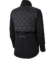 Nike AeroLayer - Hybridjacke Running - Damen, Black