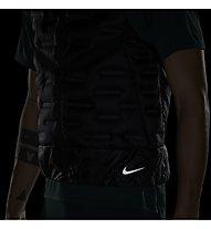 Nike Aeroloft M's Running - gilet running - uomo, Black