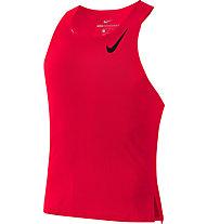 Nike AeroSwift Running-Running-Achselshirt - Herren, Red