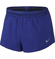 Nike Aeroswift Short 2in1 pantaloncini running, Blue