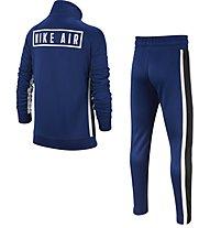 Nike Air - tuta sportiva - ragazzo, Blue