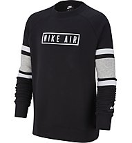 Nike Air Crew - Pullover - Kinder, Black/White