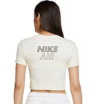 Nike Air - Trainingsshirt - Damen, White