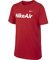 Nike Air - T-Shirt - Jungs, Red