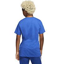 Nike Air - T-Shirt - Jungs, Light Blue