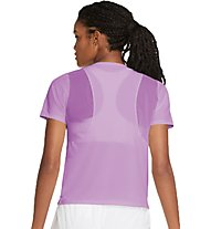 Nike Air - t-shirt running - donna, Purple