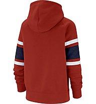 Nike Air Big Kids' (Boys') Full-Zip Hoodie - Kapuzenjacke - Kinder, Red