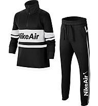 Nike Air - tuta sportiva - bambino, Black