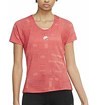 Nike  Air Dri-FIT - Laufshirt - Damen, Light Red