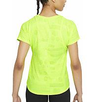 Nike  Air Dri-FIT - Laufshirt - Damen, Yellow