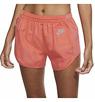 "Nike Air Dri-FIT 3"" - pantaloni corti running - donna, Light Red"