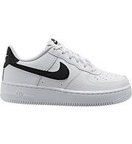 Nike Air Force 1 - sneakers - ragazzo, White/Black