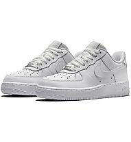 Nike Air Force 1 (GS) Turnschuh Kinder, White