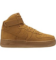 Nike Air Force 1 High LV8 (GS) - sneakers - ragazzo, Light Brown