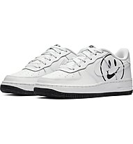 Nike Aie Force 1 LV8 2 (GS) - sneakers - ragazzo, White