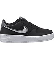 Nike Air Force 1 LV8 (GS) - sneakers tempo libero - ragazzo, Black