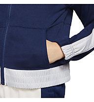 Nike Air - giacca con cappuccio - ragazza, Blue