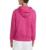 Nike Air Hoodie - Kapuzenpullover - Damen, FIREBERRY/SUNSET PULSE