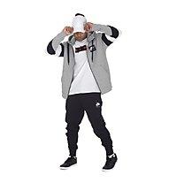 Nike Air Hoodie FZ - Kapuzenjacke - Herren, Grey