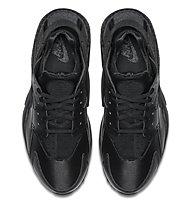 Nike Air Huarache Run W - Sneaker - Damen, Black