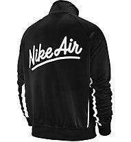 Nike Air Jacket - Trainingsjacke - Herren, Black/White