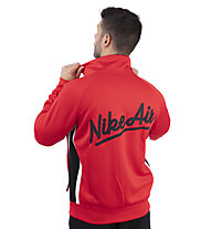 Nike Air Jacket - Trainingsjacke - Herren, Red/Black