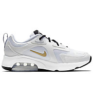 Nike Air Max 200 - Sneaker - Damen, White