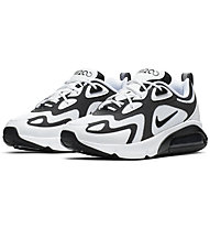 Nike Air Max 200 - sneakers - donna, White/Black