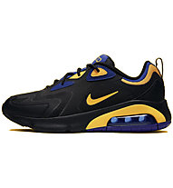 Nike Air Max 200 LA Rams - sneakers - uomo, Black/Yellow/Blue