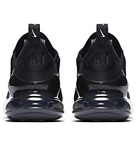 Nike Air Max 270 - Sneaker - Kinder, Black/White