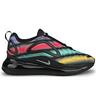 Nike Air Max 720 (GS) - sneakers - ragazzo, Black/Multicolor