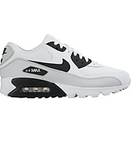 Nike Air Max 90 Essential - scarpe da ginnastica, White/Black