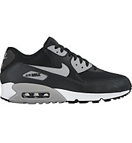 Nike Air Max 90 Essential - scarpe da ginnastica, Black/Grey/White